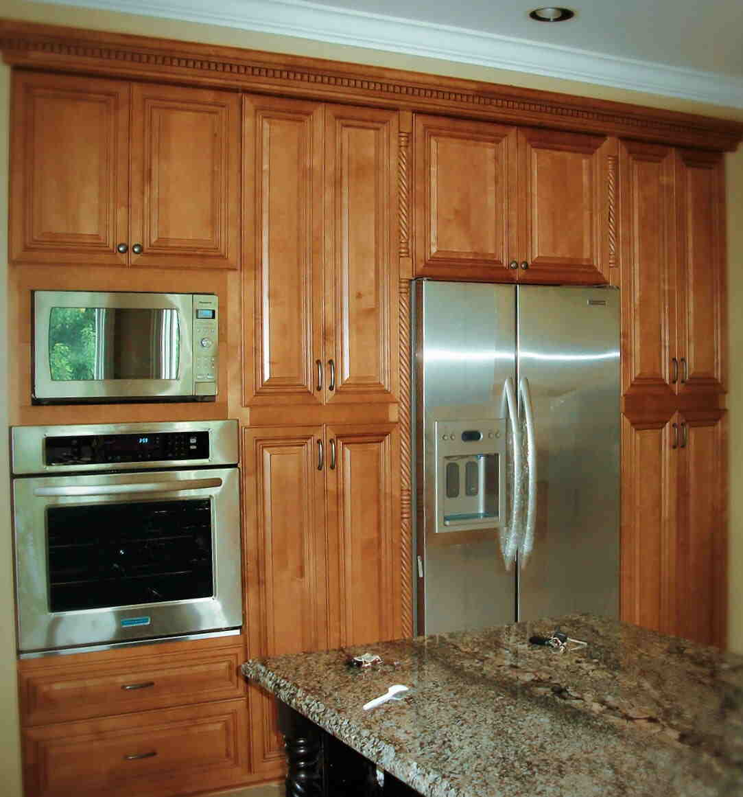- Kitchen Cabinets -Coffee jacksonville solid wood cabinets D 812 Avigna Granite World