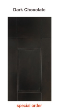 - Kitchen Cabinets -Dark Chocolate Avigna Granite World