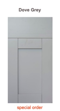 - Kitchen Cabinets -Dove Grey Avigna Granite World